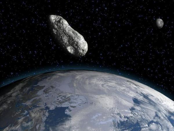 خداحافظی قمر دوم زمین را زنده تماشا کنید