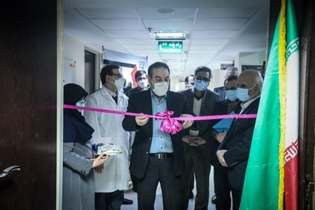 افتتاح نخستین بخش تخصصی بستری پای دیابتی