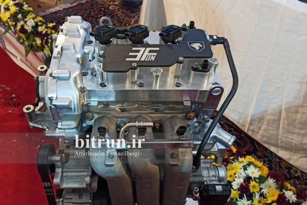 جزئیات فنی موتور سه سیلندر ، امکان استفاده سایپا از موتور سه سیلندر ایران خودرو