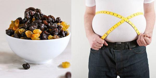 کشمش و لاغری؛ آیا خوردن کشمش در کاهش وزن موثر است؟