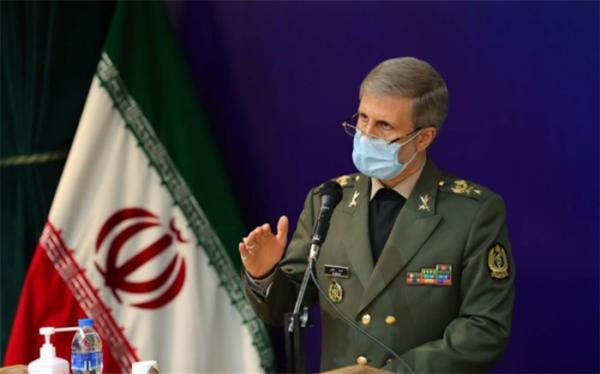 وزیر دفاع: استقلال خواهی آرمان عظیم ملت ایران است