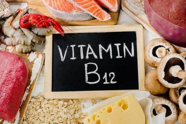 مضراتی که کمبود ویتامین ب 12 دارد
