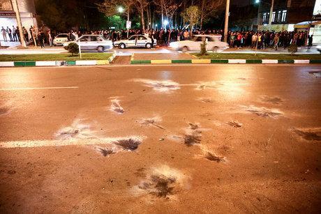 مصدومیت 1300 نفر در مراسم چهارشنبه سوری خبرنگاران