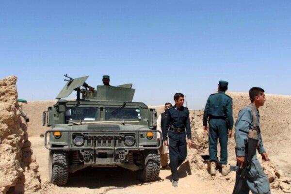 4 پلیس افغانستان در ولایت بادغیس کشته شدند