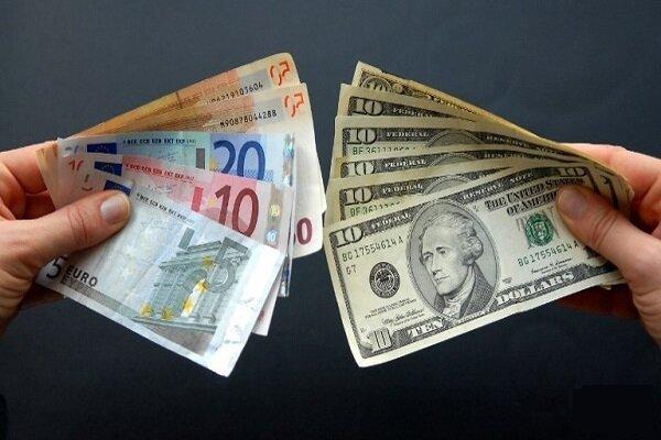 جزئیات قیمت رسمی انواع ارز، نرخ 26 ارز کاهش یافت