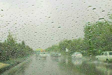 بارش باران و وزش باد شدید در ایران ، در سفرهای برون شهری احتیاط کنید