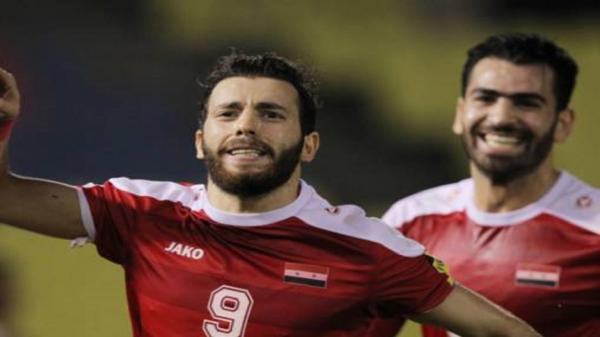 ستاره تیم ملی سوریه مقابل ایران کیست؟ خبرنگاران