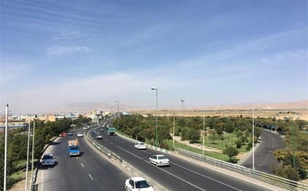 ناجا: ترافیک در جاده های کشور روان است