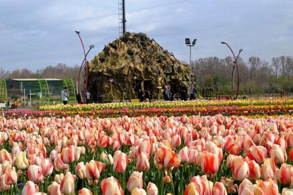 خبرنگاران 3 میلیون بوته گل فضای شهر ارومیه را بهاری نموده است