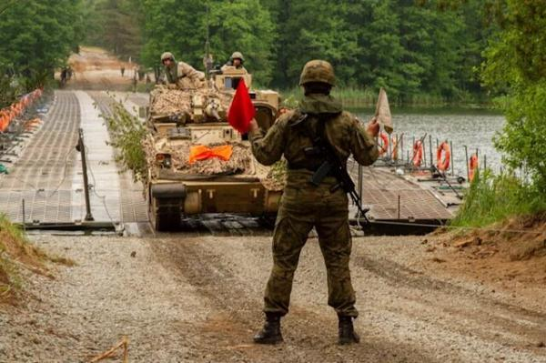 ارتش آمریکا 2 یگان جدید در اروپا ایجاد می نماید