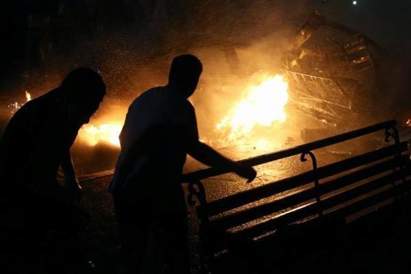 انفجار کوره در یک مجتمع فولادی در یزد 9 مصدوم بر جا گذاشت