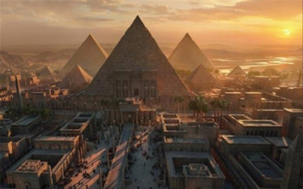 جاذبه های گردشگری کشور مصر