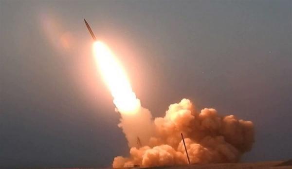 رونمایی قسام از موشک جدید A 120