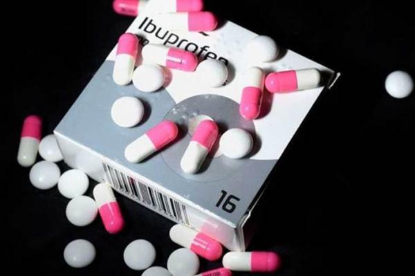 ایبوپروفن علائم کرونا را بدتر نمی کند