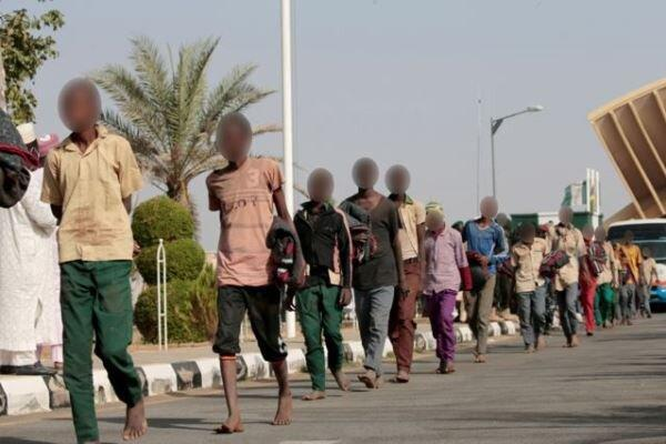 دانشجویان ربوده شده در نیجریه آزاد شدند