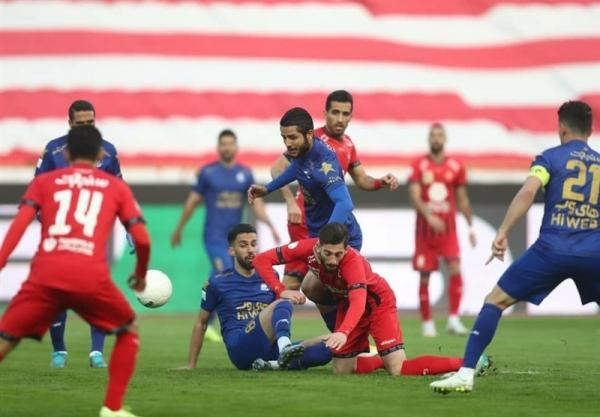 لیگ برتر فوتبال، پرسپولیس - استقلال؛ در انتظار تحقق وعده یحیی و فرهاد، کاپیتان های آبی به هم رسیدند