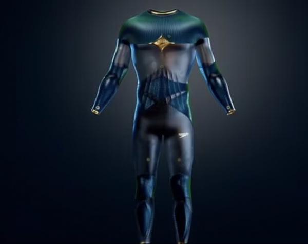طرح اولیه هوشمندانه ترین لباس شنای جهان رونمایی شد