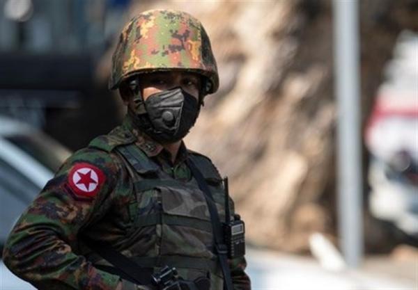 خشونت مسلحانه در میانمار به دومین شهر عظیم کشیده شد