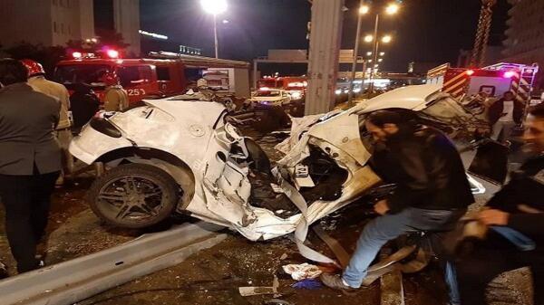 ایران سالانه چقدر از تصادفات خسارت می بیند؟