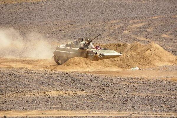 پیشروی نیروهای یمنی در مأرب، تسلط بر منطقه ها تازه