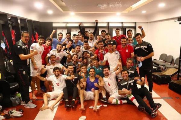 تصمیم بازیکنان تیم ملی فوتبال ایران برای بردن عراق در جلسه خصوصی