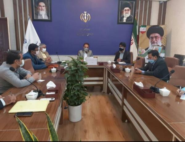 برگزاری جلسه انجمن کتابخانه های عمومی شهرستان زبرخان