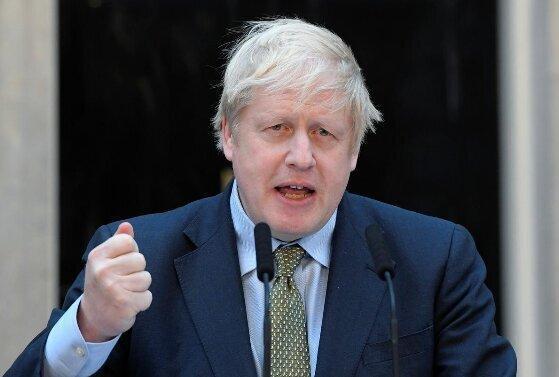 جانسون سرانجام حضور نظامی انگلیس در افغانستان را خاطرنشان کرد