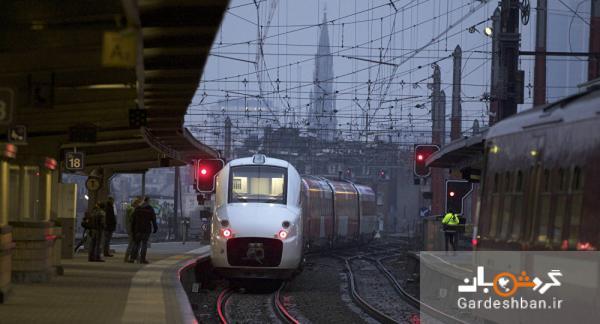 قطار فوق سریع ژاپنی سریعتر از هواپیما!