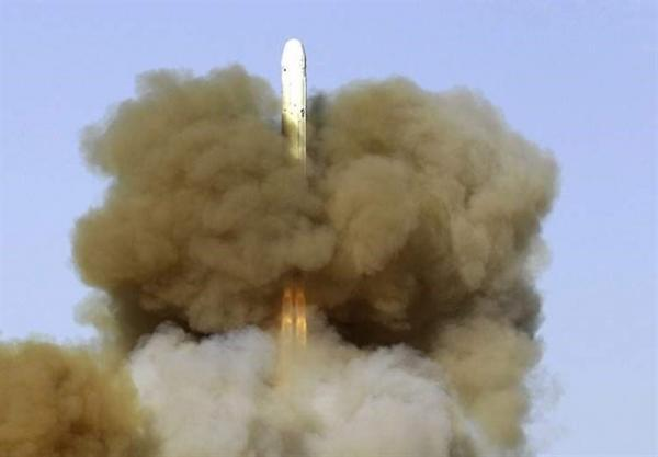 پرتاب پیروز یک موشک بالستیک قاره پیمای نو در روسیه