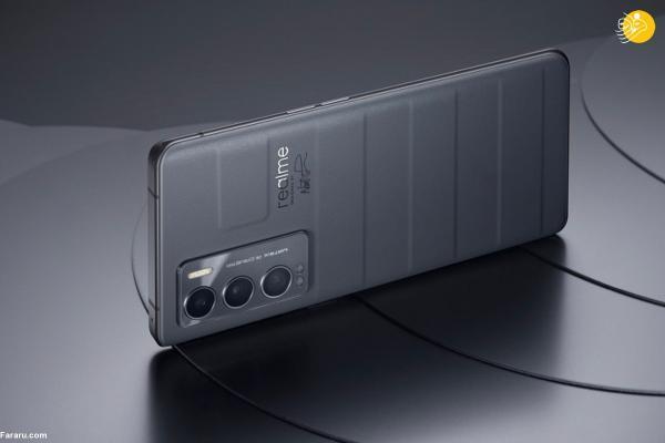 گوشی مجذوب کننده ریلمی GT Master Explorer Edition